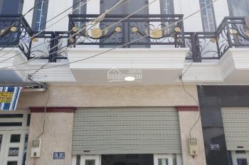 Bán nhà sổ hồng riêng 52m2, hẻm xe tải 1 trệt 3 lầu, 5 PN, sân thượng đường Lương Văn Can P15 Q8