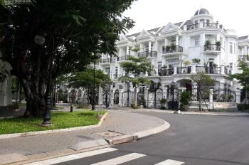 Cho thuê nhà phố có hầm, 4 tầng Garden Hills - Phan Văn Trị Gò Vấp, gần Phạm Văn Đồng 0909611113