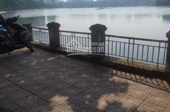 Nhà mặt phố gần hồ Hoàng Cầu, 60m2, 5 tầng, MT 5m 12 tỷ (TL)