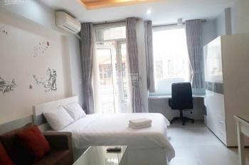 Cho thuê căn hộ dịch vụ full nội thất 165/67 Nguyễn Thái Bình, Q1