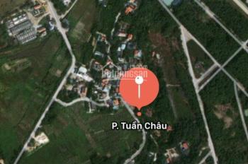 Bán lô đất 1080m2 Tuần Châu. LH 974533009