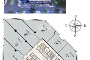 Tòa văn phòng hạng A, tòa T14 Times City, bán sàn thương mại văn phòng - 093.1234.688