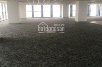 Cho thuê văn phòng hạng B giá rẻ tại tòa nhà Toyota Mỹ Đình, tòa mới DT từ 100m2 - 700m2