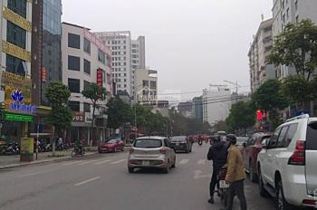 Bán nhà mặt phố Phan Kế Bính kéo dài 85m2x4,5t giá 23 tỷ vị trí đẹp nhất phố vỉ hè rộng
