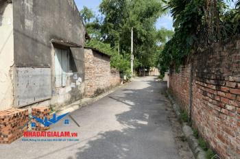 Lô góc 40m2 mặt đường rộng 4m trong Đê Đông Dư, Gia Lâm. LH 097.141.3456