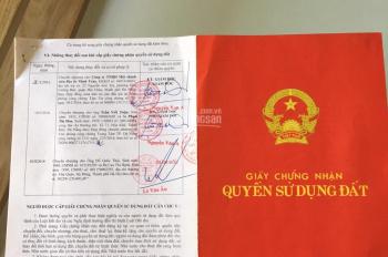 Bán lô đất 240m2 mặt đường Kinh Dương Vương, Liên Chiểu, đã có sổ đỏ chính chủ. LH: 0938068583