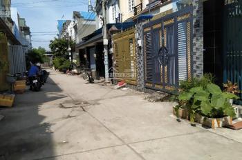 Bán lô đất hẻm 387, Bình Thành, diện tích 4x15m 2 mặt tiền trước sau