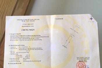Bán gấp lô đất mặt tiền 10m đường Kinh Dương Vương, Đà Nẵng, giá cực tốt. LH: 0938068583