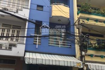 Bán nhà mặt phố đường Võ Văn Tần (2 MT trước - sau) P5, Q3. (4.1m nở hậu 4.7x18m) 3 lầu, 40 tỷ