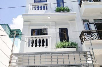Nhà 5x22m (3 Lầu đúc) SHR, 4PN, 4VS, đường Bà Điểm 2, Nguyễn Thị Sóc