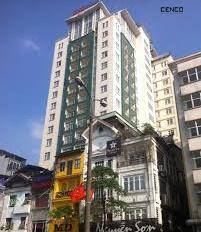 Cho thuê tòa nhà DMC 535 Kim Mã, Ba Đình