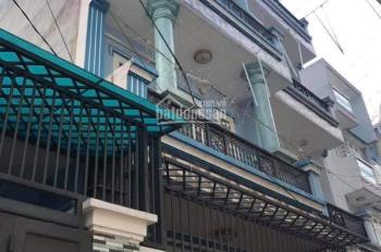 Bán nhà sổ hồng riêng đường Hiệp Thành 13, phường Hiệp Thành, Quận 12 đúc một trệt, hai lầu