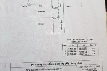 Bán gấp đất HXT Nguyễn Oanh, P. 17, 39.2m2, 3.85 tỷ