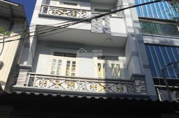 Bán nhà hẻm 276 Mã Lò, DT 4*14m, 3 lầu đúc 3,5 tấm 4 phòng ngủ 5 WC, SHR
