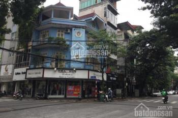 Cho thuê nhà mặt phố Trần Nhân Tông, DT 90m2, 9 tầng, MT 9m, giá thỏa thuận