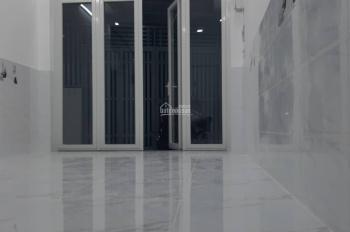 Nhà mới ở ngay - Lý Thường Kiệt hẻm xe hơi, p4, Gò Vấp. 4 phòng ngủ, 3 lầu, DT 4m9 x 12m