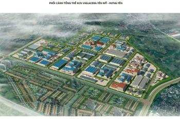 Đất công nghiệp tại khu công nghiệp Yên Mỹ, Phố Nối Hưng Yên LH: 0962941889