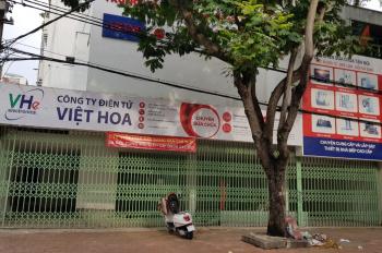 Mặt bằng 14x16m mặt tiền Nguyễn Tiểu La, Quận 10