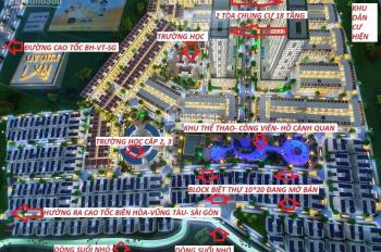 Bán Đất Nền Thị Xã Phú Mỹ - Giá Rẻ, thổ cư 100% - Pháp lý rõ ràng chi tiết 1/500 - 0978868442