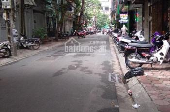 Bán gấp nhà phố Thái Hà, ô tô tránh, kinh doanh, 63m2, giá chỉ 9.5 tỷ, SĐCC, LH 0813895688