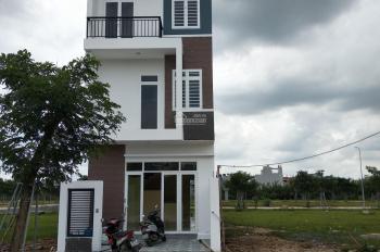 Cho thuê nhà nguyên căn, 1 trệt 2 lầu, mới xây P. Long Trường, Q9