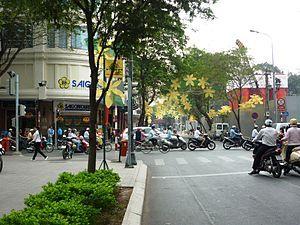 Bán nhà mặt tiền tuyệt đẹp ngay góc Nguyễn Công Trứ - Yersin quận 1. DT 140m2 giá chỉ 50 tỷ