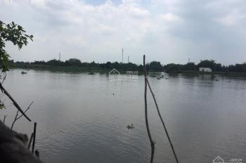 Bán 8000m2, 1200m2 thổ cư, MT view sông, P. Tân An, Thủ Dầu Một, Bình Dương, LH Vĩnh 0915416419