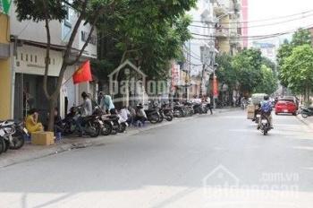Cho thuê nhà mặt phố Trần Quốc Vượng, Cầu Giấy 100m2, 7 tầng. LH 0822288811