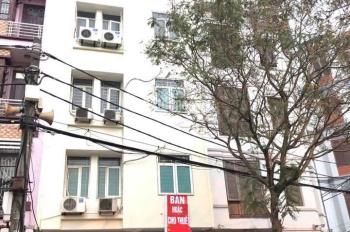 Bán nhà mặt phố An Dương Vương, Tây Hồ, 75m2, mặt tiền 4m, 4 tầng, giá 160 triệu/m2