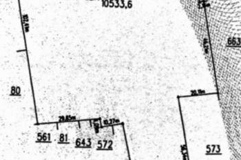 Đất mặt tiền QL 14 (ĐT 741) DT 10533m2, TC 400m2, gần KCN Tân Bình, Bắc Tân Uyên, Bình Dương