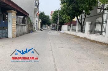 Bán gấp 75m2 có nhà 3 tầng thôn Cam, Cổ Bi, Gia Lâm, đường rộng 8m. LH 097.141.3456