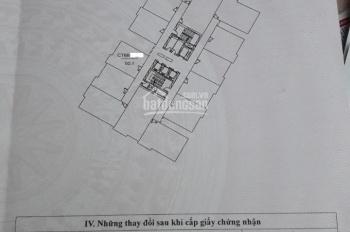 Chính chủ tôi cần bán căn hộ 62.6m2 tại tòa CT6B Xa La Hà Đông