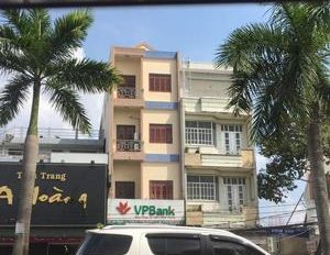 Cho thuê nhà nguyên căn mặt tiền đẹp đường 3/2, quận Ninh Kiều