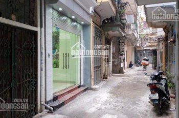 CC bán nhà mặt ngõ phố Mai Động, 36m2 * 5T xây mới, ngõ thông, giá 3,45 tỷ, LH: 0908926882