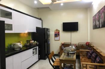 Bán nhà ngõ 317 Ngõ Quỳnh, ngõ thông rộng 3m, DT 50m2x5T, giá 4,45 tỷ
