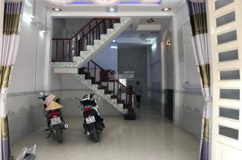 Bán nhà riêng 1 đời chủ đường Võ Thị Hồi, Hóc Môn, SHR, DT: 69m2, giá: 1,6 tỷ. LH: 0983812566