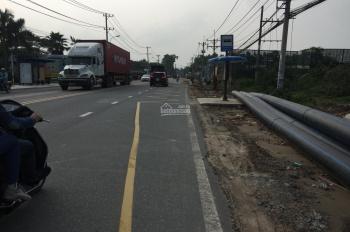 Ngang 10m, mặt tiền Tỉnh Lộ 8. Ngay KCN Đông Nam