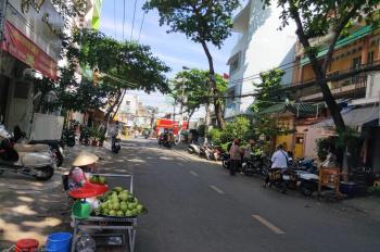 Cho thuê nhà mặt tiền kinh doanh thoải mái đường Thái Phiên, Q.11. DT 4x18m, trệt lửng. Giá 15tr