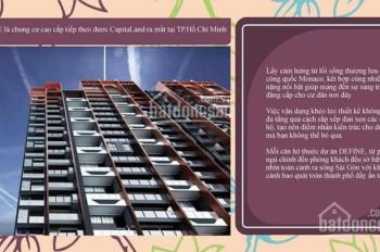 Nhận giữ chỗ suất nội bộ căn hộ Define khu Thạnh Mỹ Lợi siêu đẳng cấp. 0906 826 278
