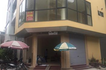 Chính chủ cho thuê văn phòng căn góc cực đẹp tại Ngô Thì Nhậm, Hà Đông. LH 0983488990