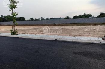Đất MT đường An Phú 7, Thuận An, Bình Dương, sát Lê Hồng Phong, SHR, 950 triệu/85m2. LH 0914439632