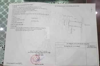 Chính chủ cần bán gấp lô đất đẹp 265 m2, MT 10m, Tây Bắc, gần Hành Chính Công TX Quảng Yên