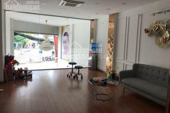 Cho thuê nhà mặt phố Kim Ngưu, DT: 72m2 x 7 tầng, MT: 4,8m, giá: 52tr/th. LH: Ms Lan 0965662664