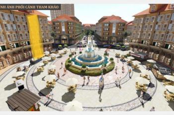 Căn hoa hậu mặt quảng trường đáng đầu tư nhất dự án Harbor Bay
