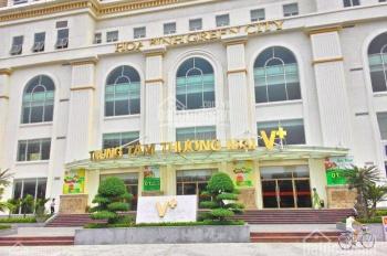 Cho thuê văn phòng Hòa Bình Green City 505 Minh Khai 650 m2, giá 180 nghìn/m2/th