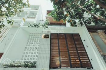 Bán nhà 53.6m2, xây 5 lầu, bề ngang 5.8m đường Tôn Thất Thuyết, P. 18, Quận 4