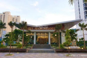 Bán căn hộ Quy Nhơn Melody CK 18% chỉ 2.3 tỷ/căn 72m2, 2PN, TT 20%, NH cho vay 70%. LH 0909819318