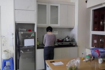 Cho thuê chung cư HH Gia Thụy 85m2 2 PN có tủ bếp, 6.5 triệu/th: 0829911592