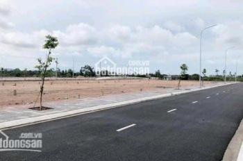 Cần bán đất mặt tiền đường Lái Thiêu 110, SHR, DT, 100m2/1 tỷ 680 triệu, LH: 0968946014
