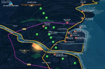 Cần vốn kinh doanh chính chủ cần bán vài lô liền kề view sông Tam Giang - Sông Cầu Phú Yên